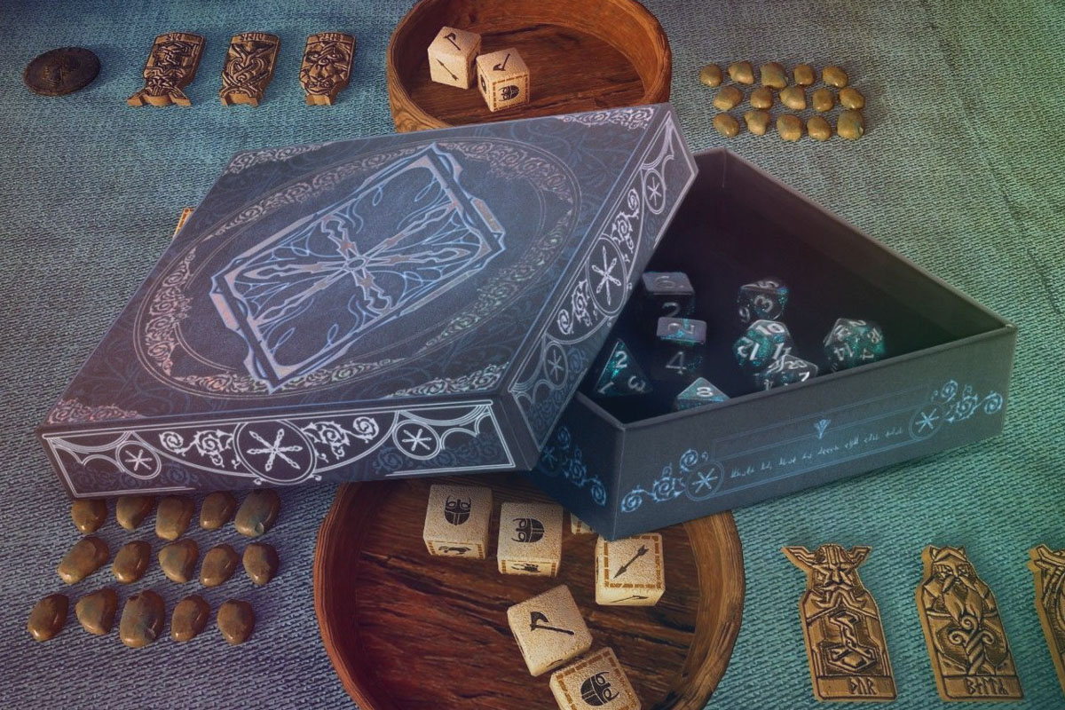 Assassin's creed Valhalla - What is Orlog Dice Game?