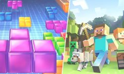 Minecraft Reveals Tetris Game & All Other Details